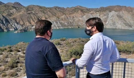 Vox pide a la Diputación que recurra el nuevo decreto del trasvase Tajo-Segura