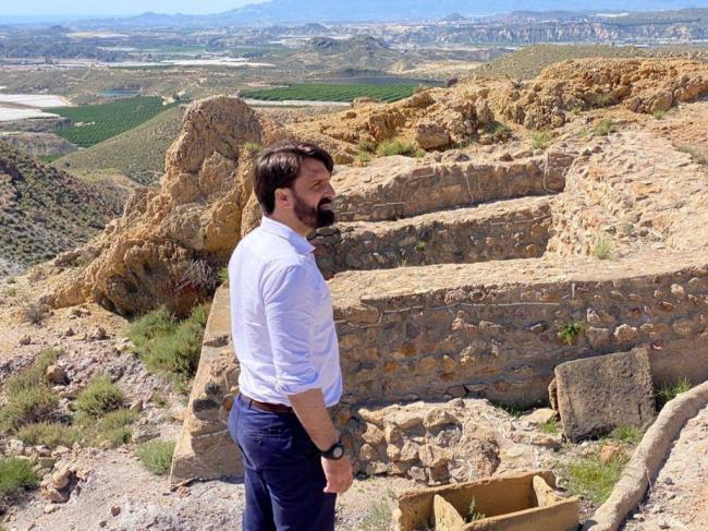 Vox pedirá en la Diputación 'proteger' el patrimonio arqueológico