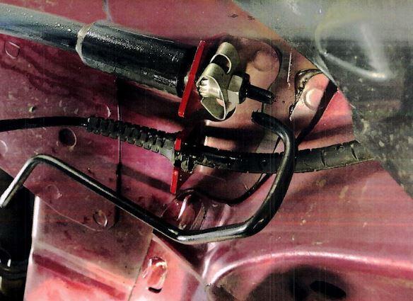 Manipula los frenos del coche de la prima de su exmujer a quien considera culpable de la ruptura