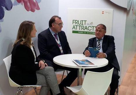 Extenda confirma el liderazgo de Almería en Fruit Attraction