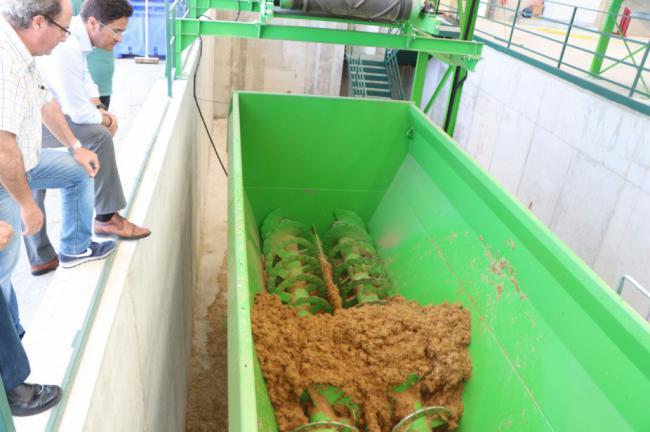 Frutilados ya produce cerca de 7.000 kilos de alimento para ganado al día
