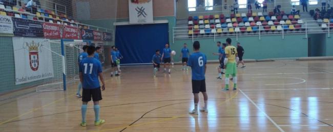 Derrota en Ceuta del FS El Ejido que les clasifica para la Copa del Rey