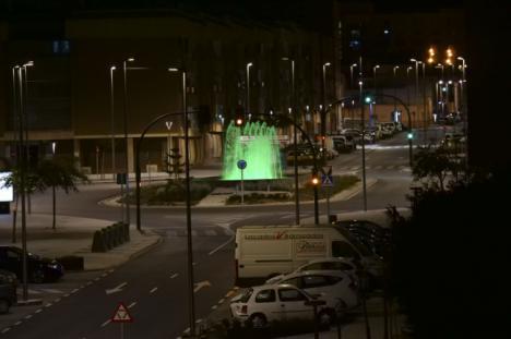Luto oficial en la ciudad de Almería por las víctimas del #COVID19