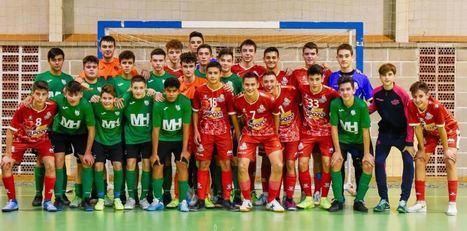 El CD El Ejido Cadete jugará el I Torneo Internacional de Futsal ElPozo