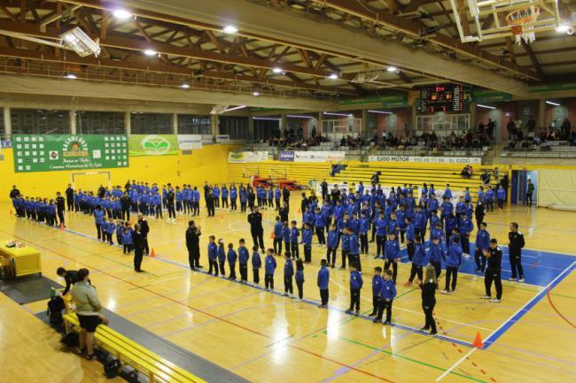 El CD El Ejido Futsal apuesta por la formación como futuro