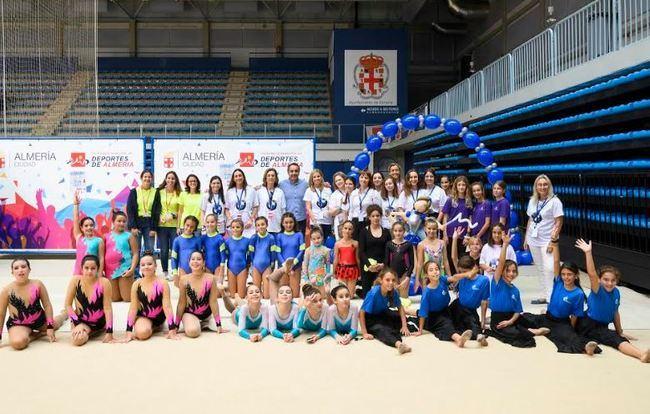 Más de 300 alumnas de toda España participan en la XVII Olimpiada del Club Almedina
