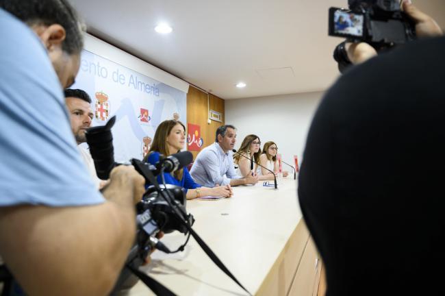 Más de 3.000 gimnastas participarán en la final del Campeonato Promesas de Andalucía
