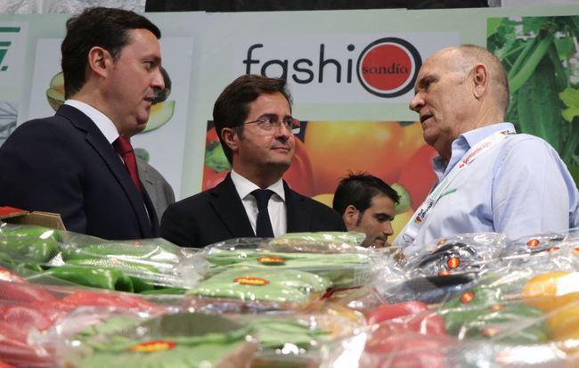 El 41% de las empresas almerienses en Fruit Attractión son de El Ejido
