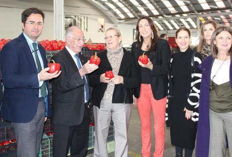 Loles López destaca el impulso de la Junta a la Sanidad en Almería