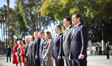Todos los grupos parlamentarios participan en el 28F