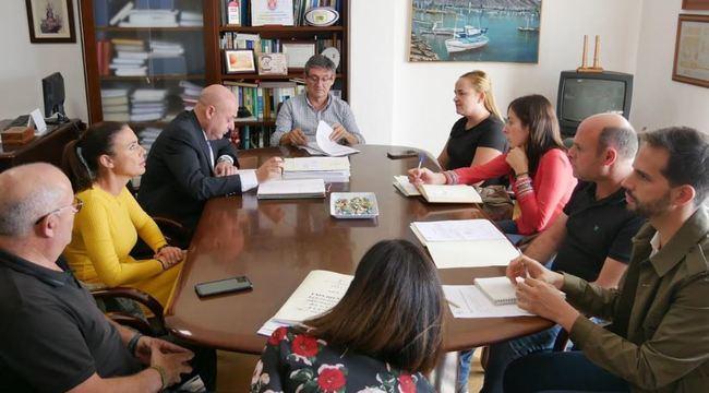 Ayuntamiento de Adra licita el refuerzo de jardines por más de 145.000 euros