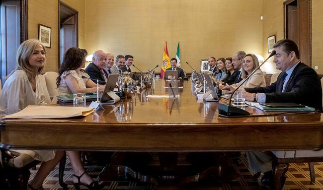 Almería será la quinta en inversión en los presupuestos andaluces de 2019