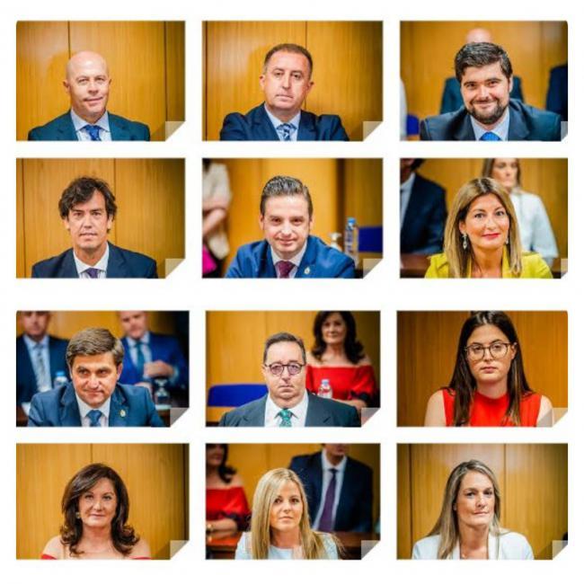 Amat define el nuevo equipo de Gobierno de Roquetas