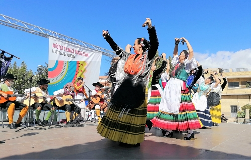 Diputación apuesta por la música y danza tradicional almeriense en el 'Abla Folc'