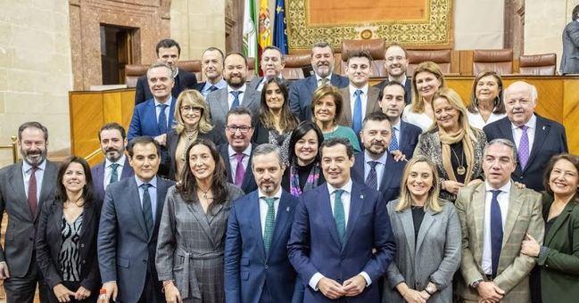 Venzal defiende los presupuestos 'responsables' frente al 'descontrol' socialista