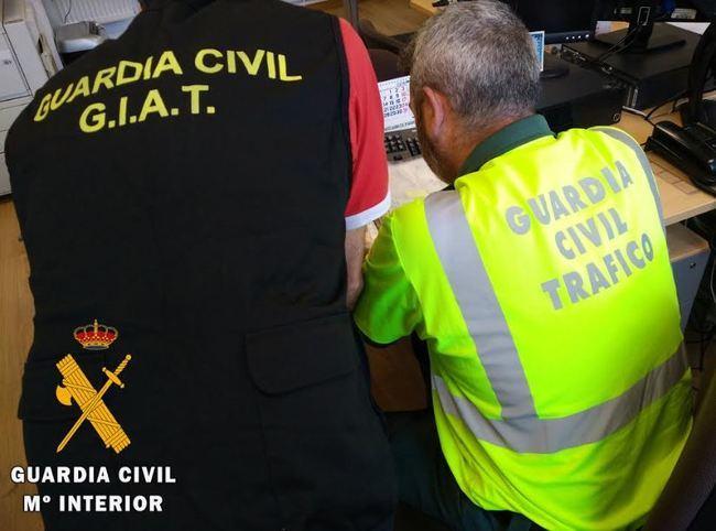 Cae una banda que falseaba permisos de conducción marroquíes para poder ser usados en España