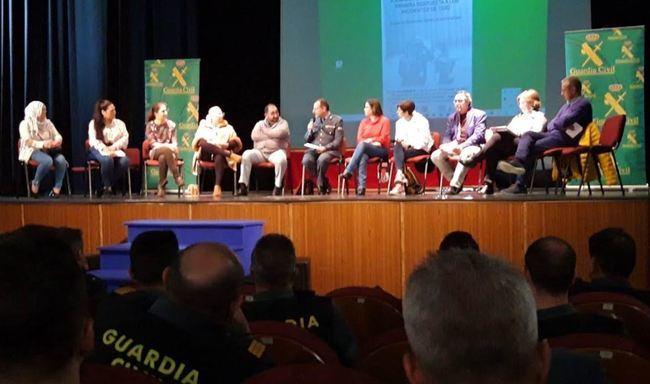 La Guardia Civil reune a colectivos para analizar los delitos de odio