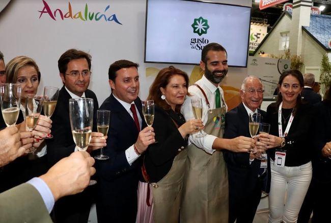 Andalucía contará por primera vez con apoyo a la exportación conjunta de empresas agroalimentarias