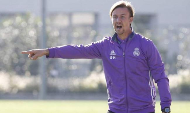 Guti será el nuevo entrenador de la UD Almería