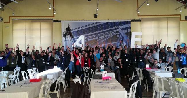 50 estudiantes de FP participan en el I Hackaton Emprende Almería