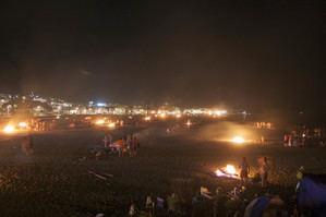 Fiesta de la Espuma y Música en vivo para celebrar la noche de San Juan en Carboneras