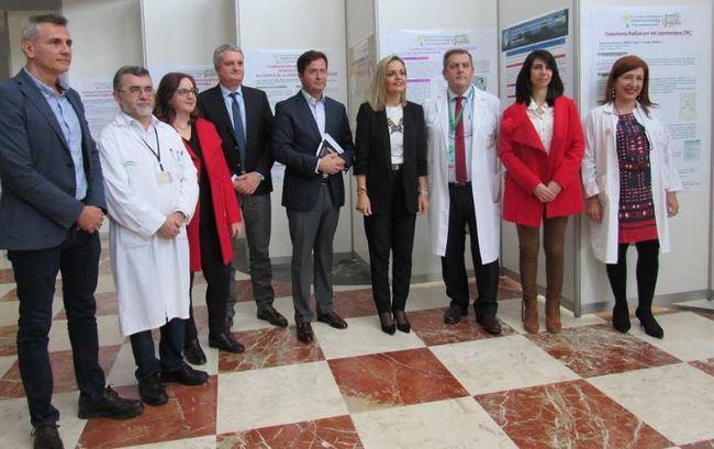 El Distrito Poniente muestra su producción científica en las XIII Jornadas Poniente Investiga