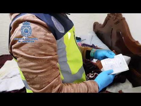 Desmantelada una red que secuestraba menores inmigrantes y los escondían en La Mojonera