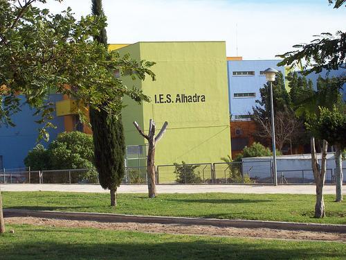 320.000 euros a las obras de reforma de FP del IES Alhadra de Almería