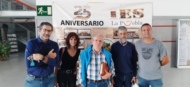 El IES Puebla De Vícar Recibe El Reconocimiento De Francia Por Divulgación De Su Lengua Y Cultura