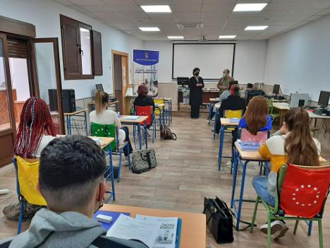 Diputación encara la recta final de 'Almería. Empleo Joven contra la despoblación'