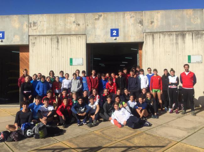 Almería estará en la selección andaluza de Remo