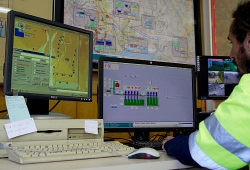La Junta destina 4,8 millones a digitalizar las infraestructuras hidráulicas