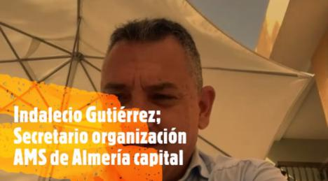 """Indalecio Gutiérrez considera que hablar de futuras tensiones en congresos del PSOE son """"ganas de buscar los problemas"""""""