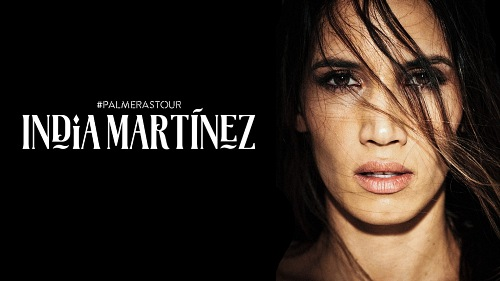 India Martínez ofrecerá un concierto en la Plaza de Toros de Berja el 11 de agosto