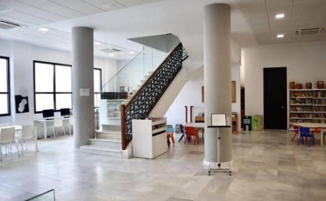 Semana de actividades en Berja por el Día de las Bibliotecas