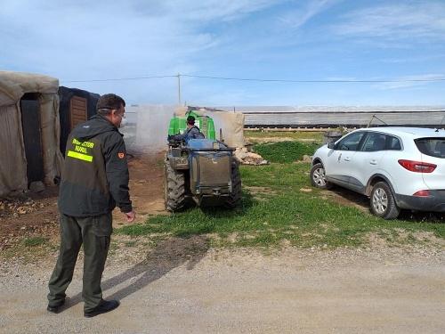 El Ejido implanta contra el #COVID19 en los asentamientos chabolistas