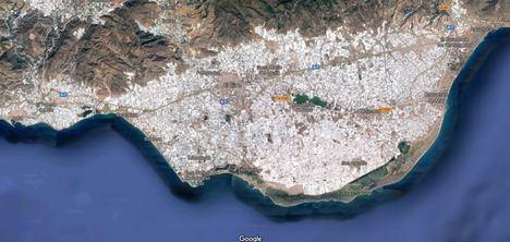 Almería es la provincia andaluza con más invernaderos y donde más han aumentado