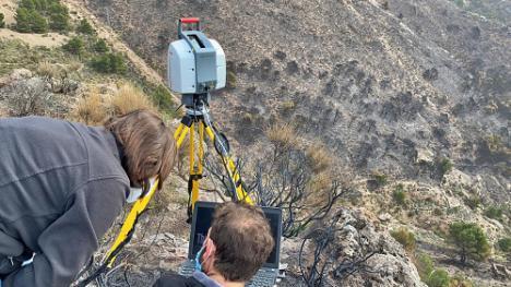 Berja organiza la primera jornada de Ciencia Ciudadana en la Sierra de Gádor