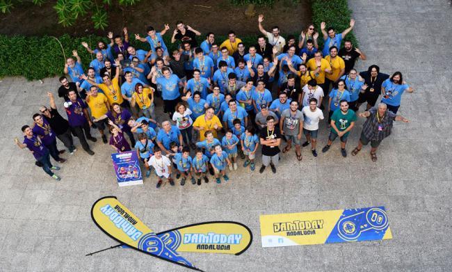 Los 74 participantes de la IV JamToday Almería diseñan 17 videojuegos sobre despoblación