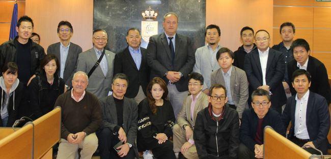 La cooperativa agrícola más importante de Japón, Zen-Noh, visita El Ejido