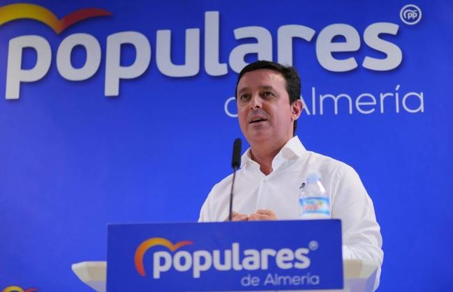 García defiende la gestión de Crespo y pide al PSOE que deje de mentir sobre los pozos