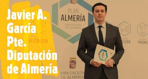"""Javier A. García: """"Sospecho que el Gobierno de Sánchez quiere meter la mano en las cuentas de la Diputación"""""""
