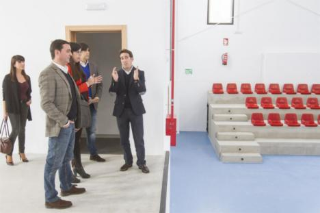 Diputación destina 500.000 euros para construir el centro cultural de Laujar
