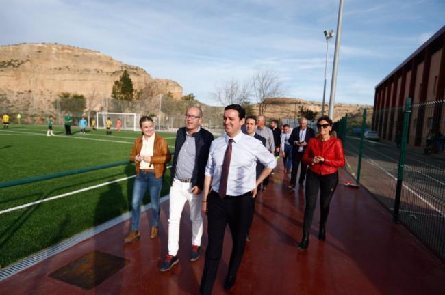 La Diputación mejorará siete caminos en Sorbas, Tahal y María con más de 220.000 euros
