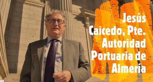 """Caicedo: """"Seguimos trabajando en el Cable Inglés a un ritmo acelerado"""""""