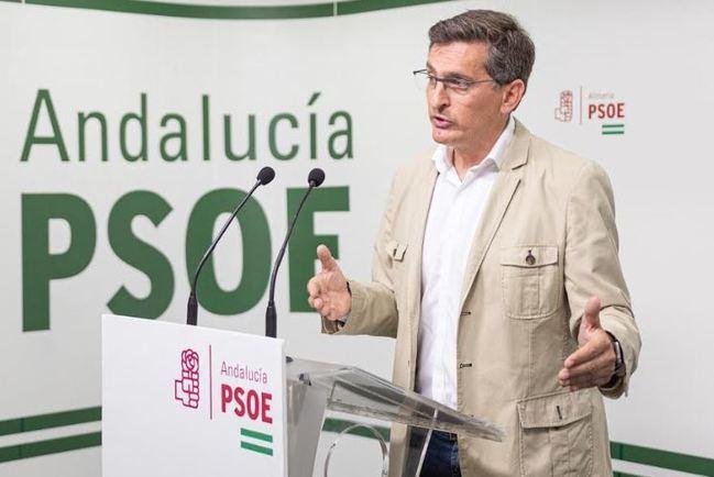 El PSOE reivindica a la Junta inversiones para el Almanzora
