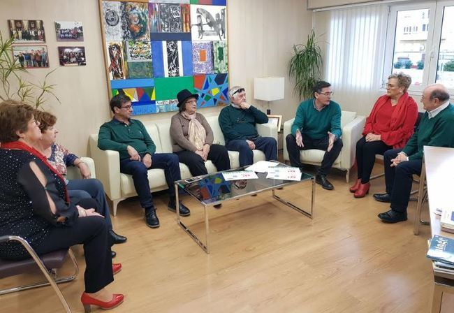 El PSOE destaca los 101 euros de subida de las pensiones en Almería