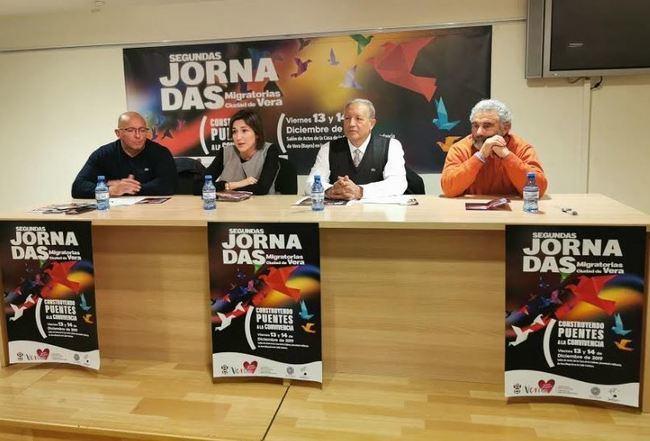 El Ayuntamiento de Vera organiza las II Jornadas migratorias