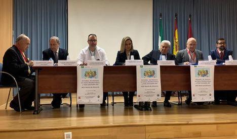 Jornada sobre vida saludable y dieta mediterránea en el Hospital La Inmaculada