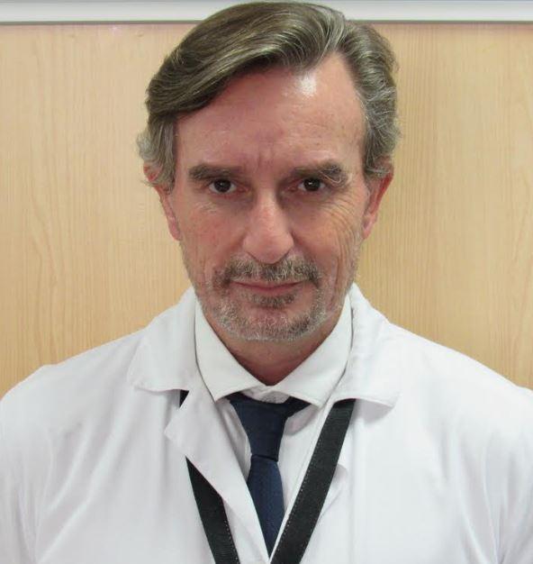 José Fernando Pérez Martínez, nuevo director del Hospital El Toyo
